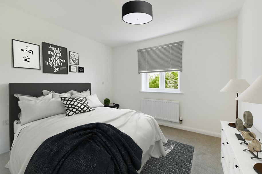 Standish Grange - 2 bed apartment in Standish - Wigan