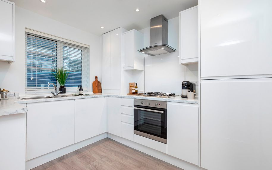 Baird Place - 3 bed house in Hastings - East Sussex