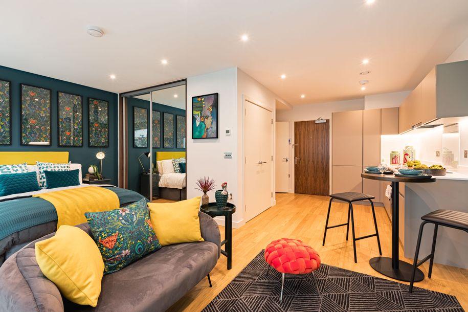 ARRO - Studio apartment in Ealing
