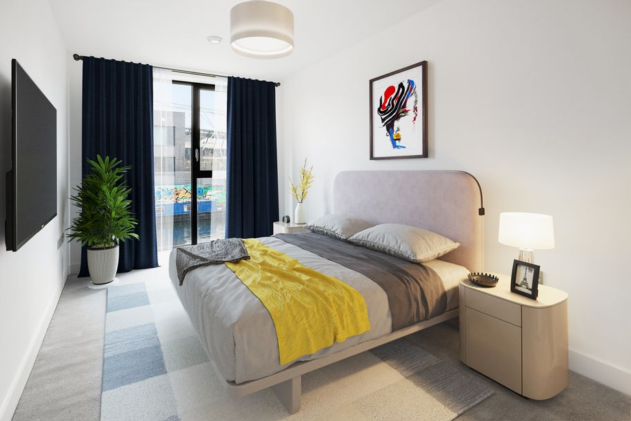 Lock No.19 - 3 bed apartment in Tower Hamlets