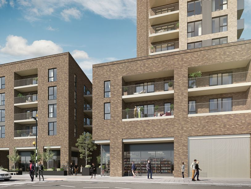 NW10 Acton Works - 3 bed apartment in Brent