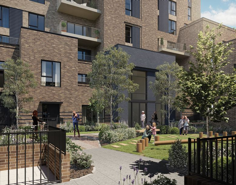 NW10 Acton Works - 1 bed apartment in Brent