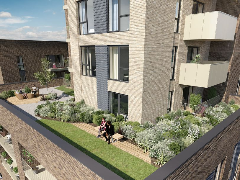 NW10 Acton Works - 2 bed apartment in Brent
