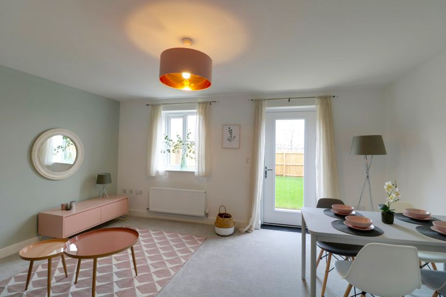 Spring Croft - 3 bed house in Winsford - Cheshire