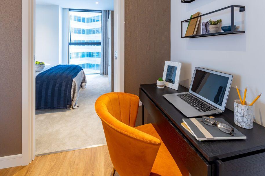 Hampton Tower at SQP - Studio apartment in Tower Hamlets