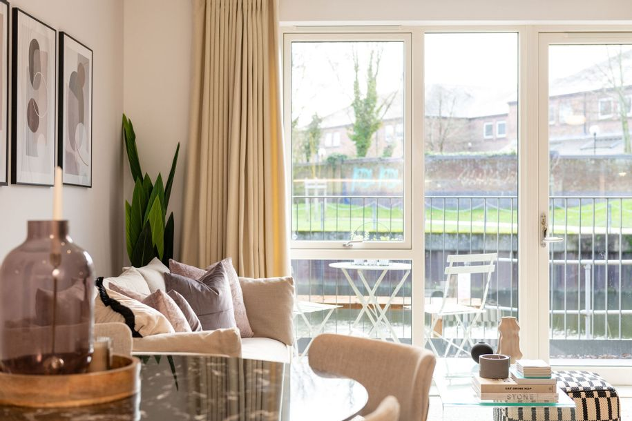 St James Quay - 1 bed apartment in Norwich - Norfolk