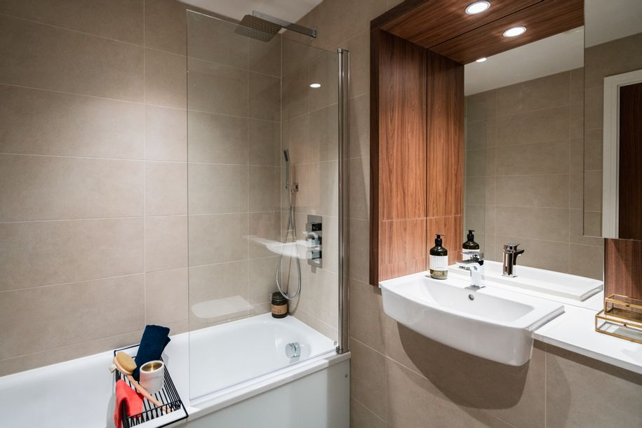 Evolution - 3 bed apartment in Ealing