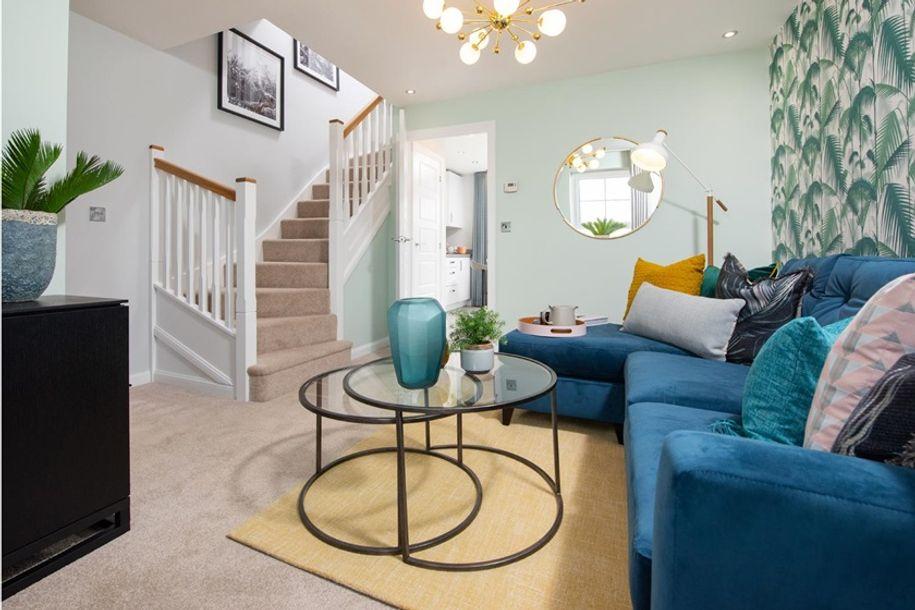 Cherry Tree Park - Barratt - 2 bed house in Ryhope - Sunderland