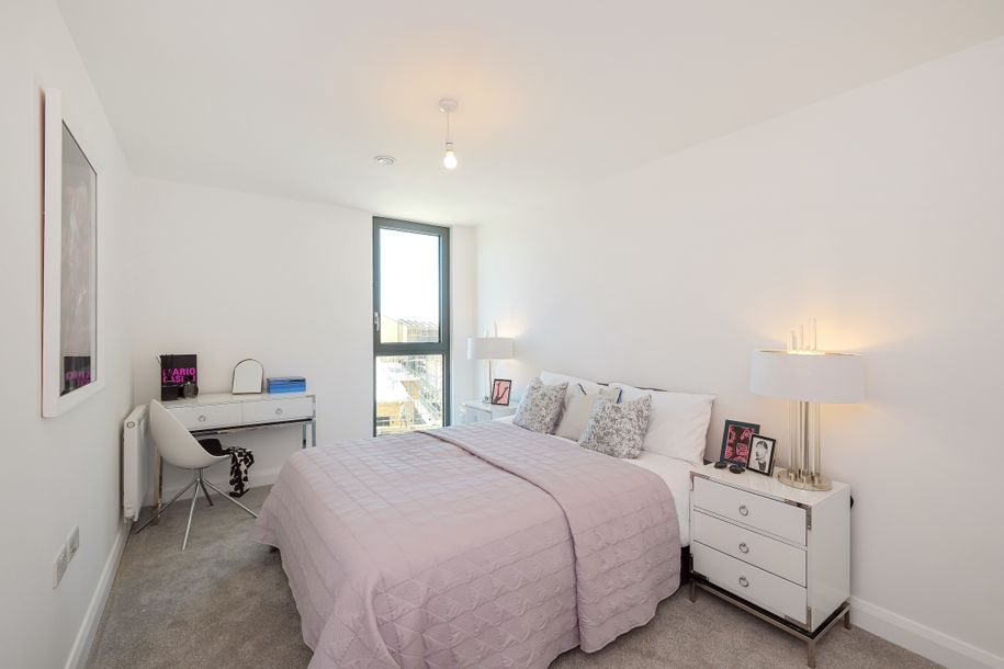 Castle Rise at Unity Gardens - 1 bed apartment in Ebbsfleet Garden City