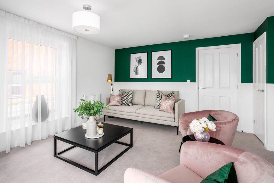 L&Q at Wavendon Chase - 1 bed apartment in Milton Keynes - Milton Keynes