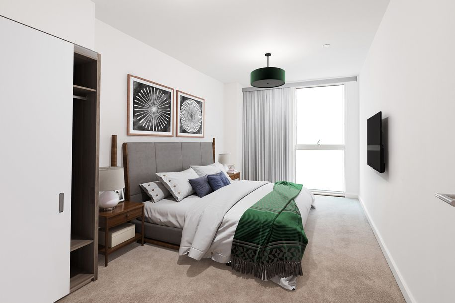 L&Q at Huntley Wharf - 1 bed apartment in Reading - Reading