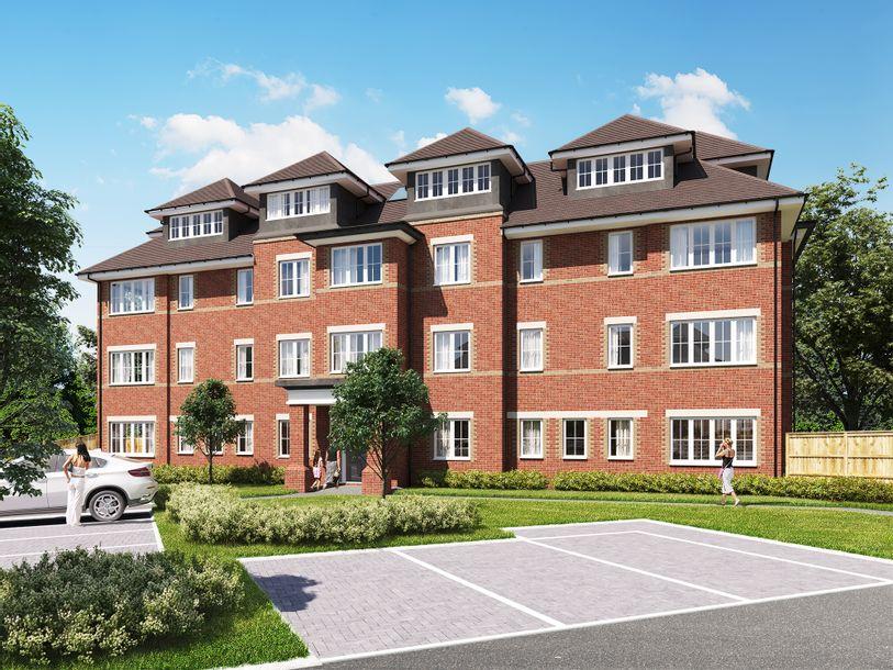 Byfleet Oaks - 2 bed apartment in West Byfleet - Surrey