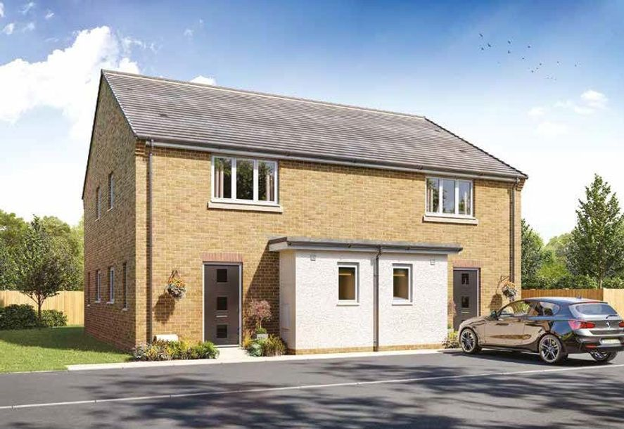 Cromwell Fields - 1 bed house in Bury - Cambridgeshire