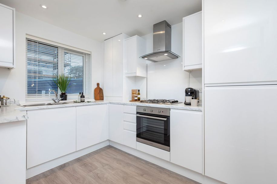Orbit at The Gateway - 1 bed apartment in Bexhill - East Sussex