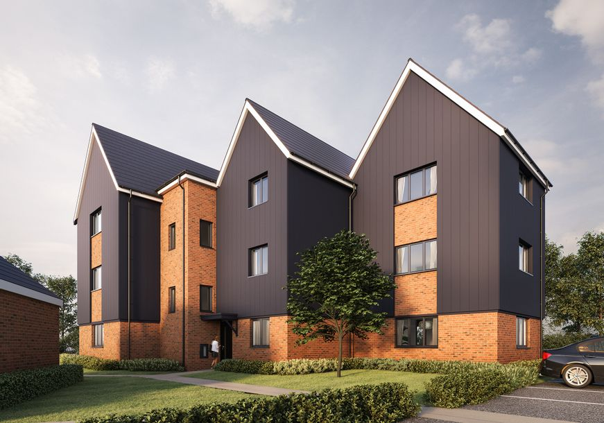 Springhead Park - 2 bed apartment in Gravesend - Kent