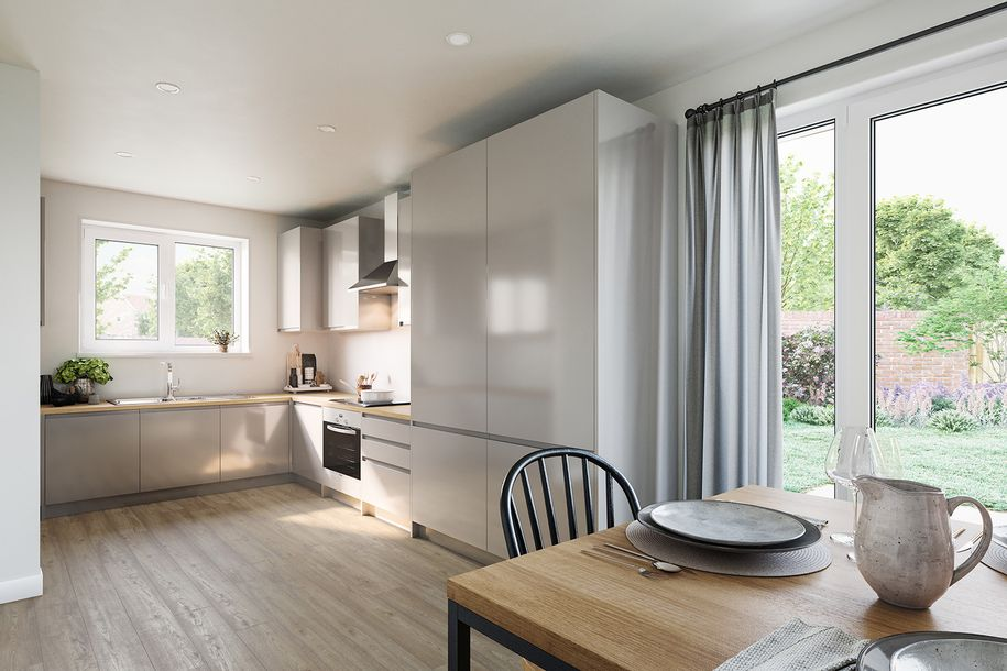 Tollgate Green, Battle - 4 bed house in Battle - East Sussex
