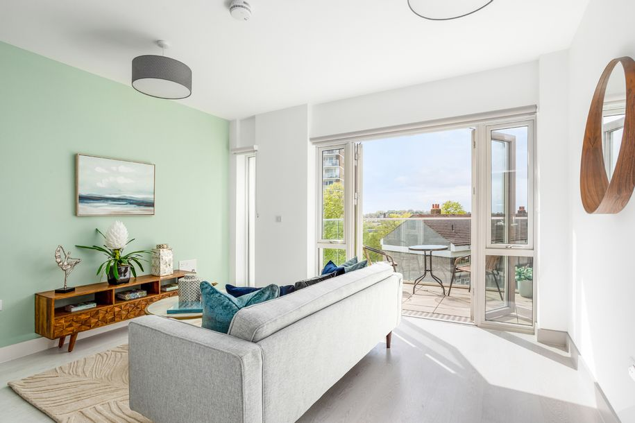 Belmont Place - 2 bed apartment in Lewisham