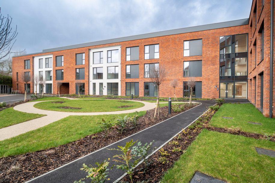 Park Heights, Basingstoke - 1 bed apartment in Basingstoke - Hampshire