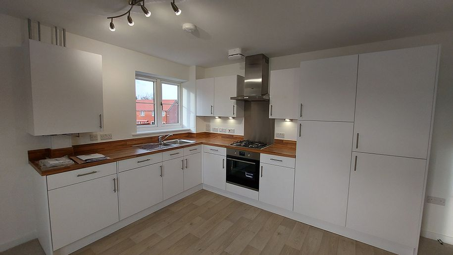 Watermans Park - 2 bed apartment in Gravesend - Kent