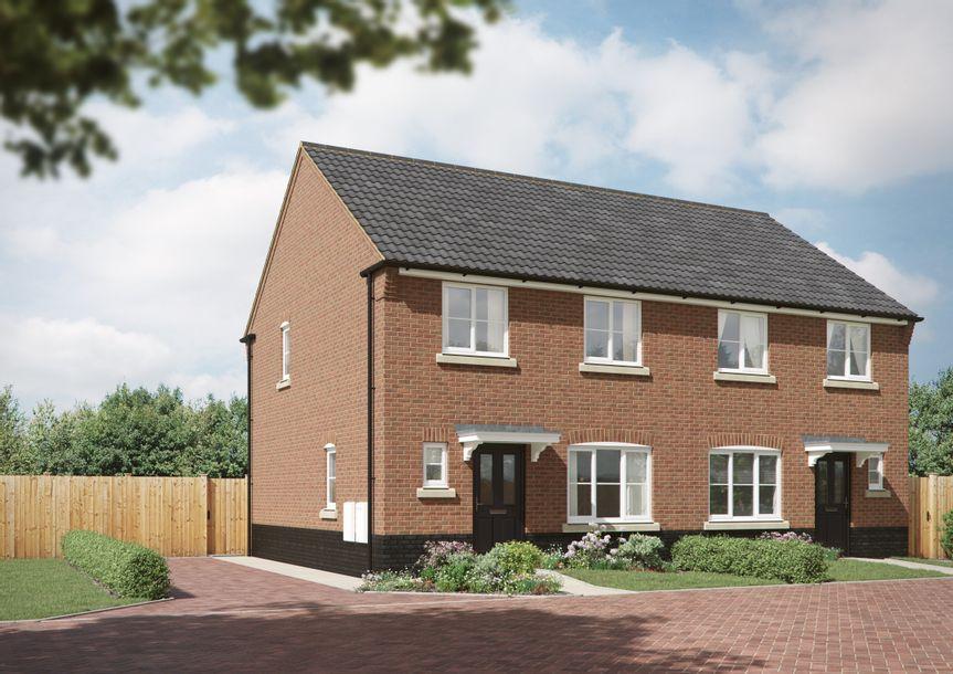 Crown Meadows - 3 bed house in Norwich - Norfolk