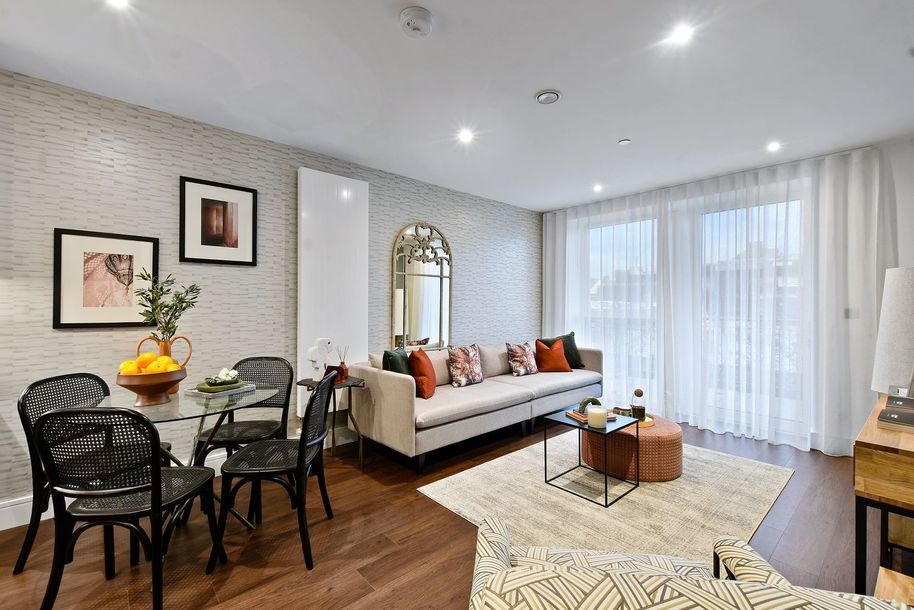 Evolution - 1 bed apartment in Ealing