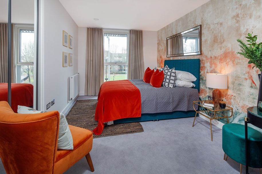 The Chain - 1 bed apartment in Waltham Forest